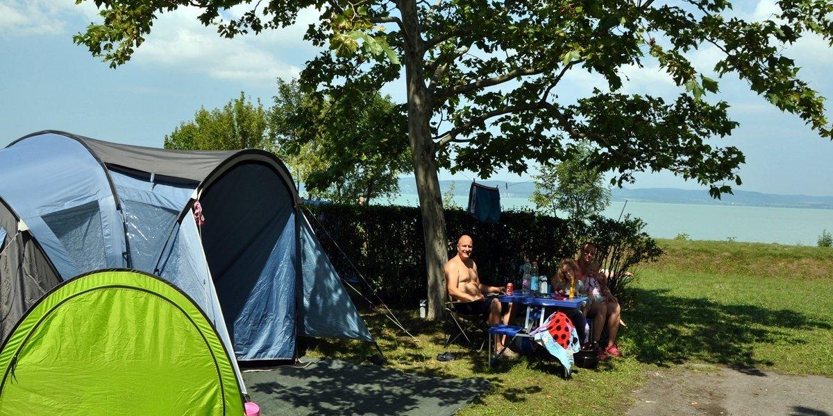 Seriøst Balatontourist: Balatontourist Camping & Bungalows Vadvirág RB13