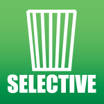 Selective waste collection
